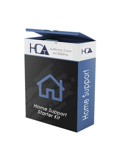 The Home Care Academy - Home Support Starter Kit