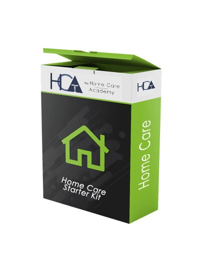 The Home Care Academy - Home Care Starter Kit