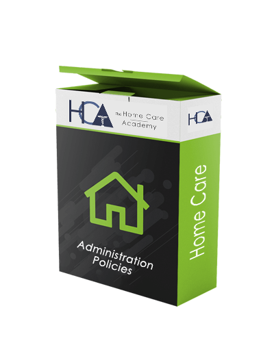 Home Care Administration Policies